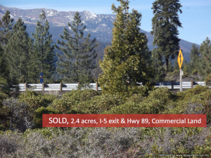 Mount-Shasta-I-5-Land-Investment