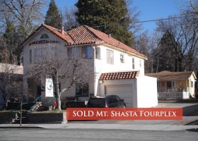 Sold-Mt.Shasta-fourplex