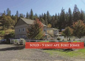 Sold-Fort-Jones-5-unit-apartment1