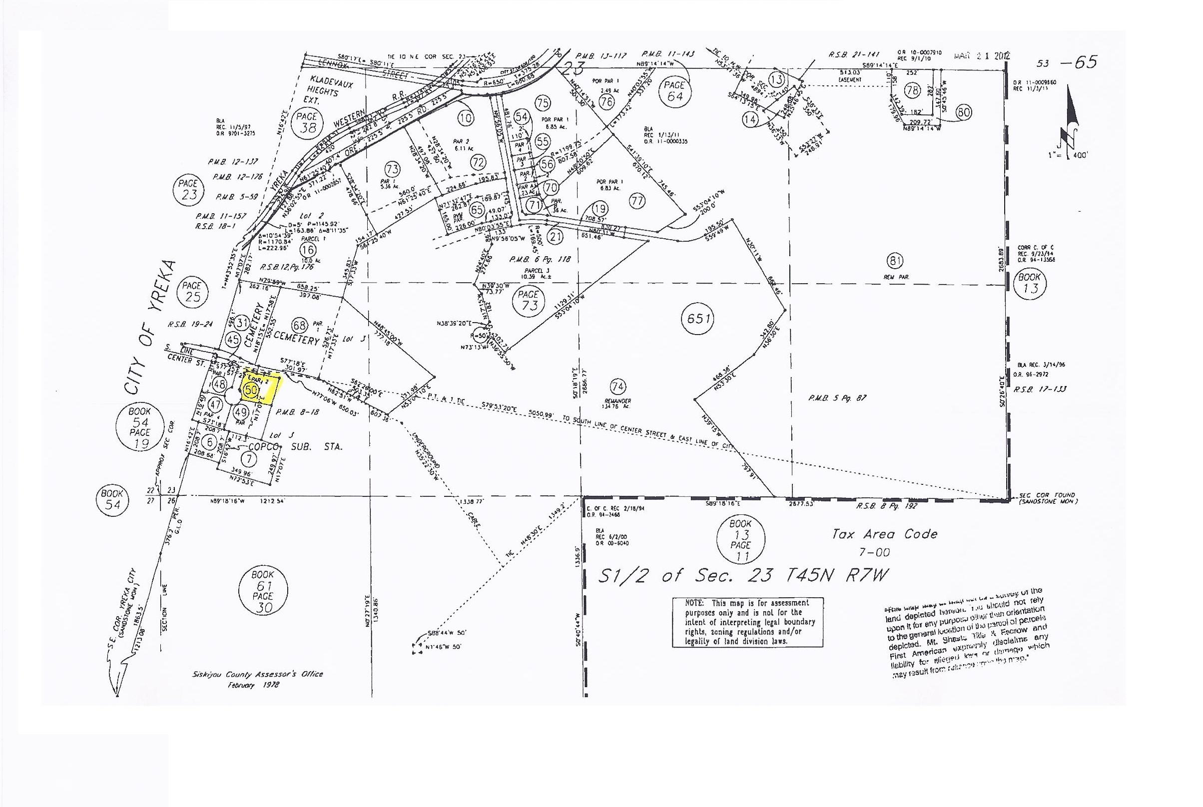 Yreka Comemrcial land for sale Executive-court-yreka-ca