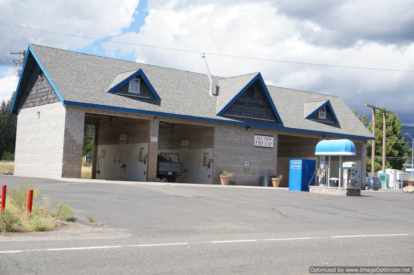 Mccloud Ca Commercial Properties Hwy Visibility Car Wash