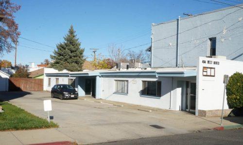 Siskiyou County downtown office buildings Yreka CA